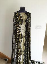 Tribal/ETHNIQUE MAORI Inspiré Imprimé Stretch Jersey couture tissu