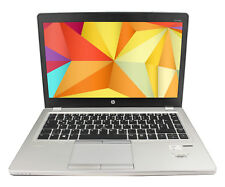 HP Folio 9470m Core i5-3427u 1,8ghz 4gb 180gb SSD windows10 webcam WWAN fprint