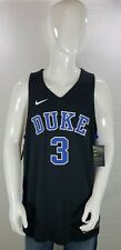 Nike Elite Mens Jersey Duke Blue Devils Replica Basketball Size XL MSRP $75 NWT