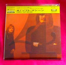 Soft Machine Fourth MINI LP CD JAPAN MHCP-424 Soft Machine 4