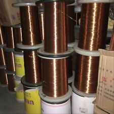 Enameled  Wire 100g 42AWG 0.06mm Enameled Copper Wire Magnet 4500m