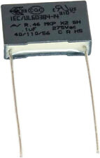 2 condensateurs MKP X2 220-230V 0,1µF 0.1µF 100nF 104K 104 K 275Vac 15mm uF