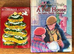 madeline L'Engle hard cover books