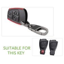 Smart 3 Button Remote Key Case Shell For Mercedes-Benz B C E S Class ML CLK SLK