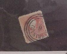 Lombardi V. Stamp #10 Used In Austria cat.$225.00 Barbarano