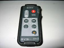 SONY Video 8 RMT-504 VTR baugleich Nikon RMT-504N ORIGINAL - FERNBEDIENUNG TOP
