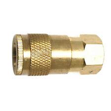 1/4 Inch Automotive Brass Coupler x 3/8 Inch Female NPT - CA460B