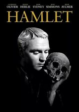 "16mm B&W SOUND FEATURE - ""HAMLET"" (1948) Gorgeous - Laurence Olivier"