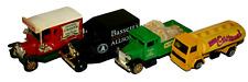 Lledo Corgi Majorette Vintage Collectors Diecast Models Commercial Vehicles Rare