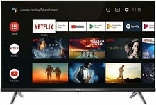 """Smart Android Tv TCL 32S615 Led HD 32"""" Wi-Fi Televisore Netflix Play Store T2"""