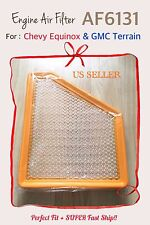High Quality AIR FILTER AF6131 for 10-17 Chevy Equinox & 10-17 GMC Terrain