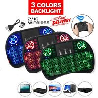2.4Ghz Wireless Touchpad Remote Keyboard Mouse Mice For PC,Laptop,PS3