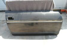 DATSUN 280ZX TURBO DOOR (RIGHT) Fits 2-SEAT COUPE 1979-1983 280ZX S130Z