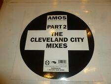 "AMOS - Only Saw Today / Instant Karma - 1994 UK 4-track 12"" Vinyl Single"