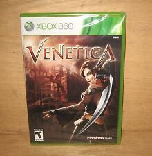 2011 Venetica (Microsoft Xbox 360 BRAND NEW FACTORY SEALED FREE SHIPPING