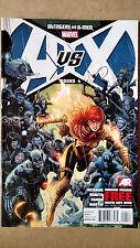 AVENGERS VS X-MEN #4 FIRST PRINT MARVEL (2012) CAPTAIN AMERICA WOLVERINE