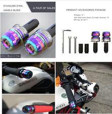 Universal Motorcycle Handlebar Modified Accessory Handle Block Bike Handle Plug
