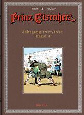 Prinz Eisenherz, BOCOLA Verlag, Foster & Murphy-Jahre, Band 4, Jg. 1977/1978