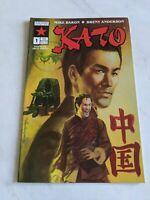 Kato #1 November 1991 NOW Comics Green Hornet