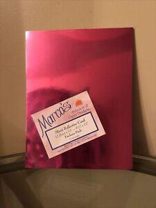 "Fuchsia Pink, 8.5 x 11"" Mirri Reflect Board Sheets, Shiny, 12 Craft Sheets"