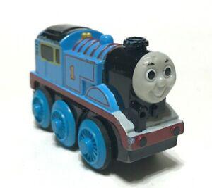 Thomas Wooden Railway Train Motorized Metal Die Cast 2002 Lights Learning Curve