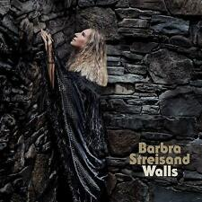 Barbra Streisand - Walls [CD] Sent Sameday*