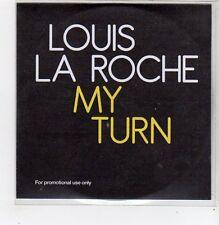 (FF227) Louis La Roche, My Turn - 2010 DJ CD