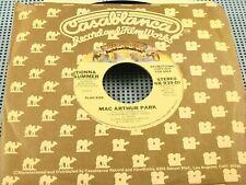 DONNA SUMMER - Mac Arthur Park - NEAR MINT PROMO 45 - 1978 USA Pressing