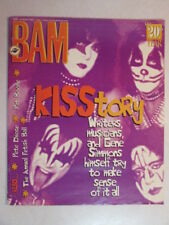 BAM MAGAZINE #491 AUGUST 23, 1996 KISS COVER STORY REUNION ARTICLE 'KISSTORY'