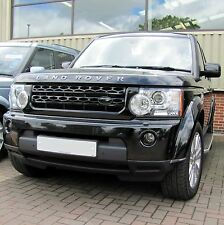 Gloss black new front grille upgrade kit for Land Rover Discovery 4 LR4 grill