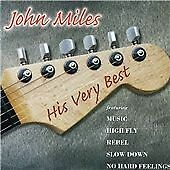 John Miles - His Very Best (2000)