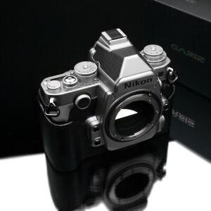 GARIZ Leather Case for Nikon DF XS-CHDFBK Black