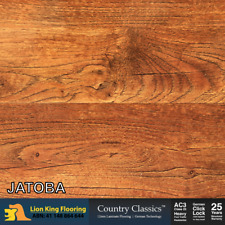 12mm Laminate Flooring/ Floating  Floors Floorboards/ Timber Laminate - Jatoba