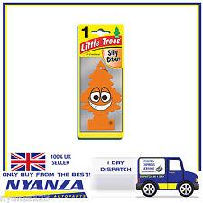 Magic Tree Little Tree SILLY CITRUS Home Car Van Air Freshener Freshner