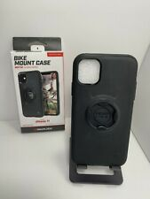 Spigen Gearlock Bike Mount iPhone 11 Black Case