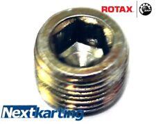 Rotax Max Culata Agua Enchufe Enchufe de obturación