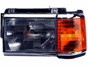 Left - Driver Side Headlight Assembly fits Ford F350 1987-1991 23JFXB