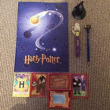 Harry Potter Pen, Key ring, Notepad & Sticker Bundle -Golden Snitch, Sorting Hat