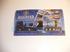 Beer Collectible Allgauer Brauhaus German Toy Truck/New in Package