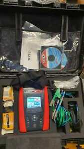 TIS MFT-PRO Electrician's Professional Multifunction Tester Free Fast Delivery