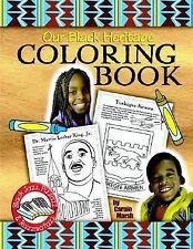 Our Black Heritage Coloring Book Black Jazz, Pizazz & Razzmatazz