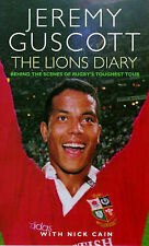 The Lions Diary, Jeremy, Guscott, Used; Acceptable Book