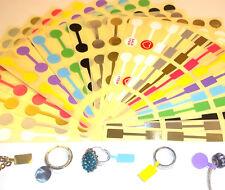Prezzo Etichette per Gioielli / Accessori / Occhiali da Sole / Adesivi