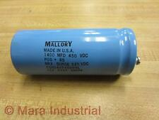 Mallory CGH142T450V4L Capacitor - Used