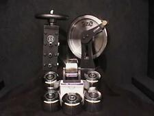 English Wheel Kit Hard 4x9 Upper & NON Hardened 3x3's  by HoosierProfiles