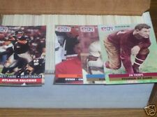 1991 Pro Set Football Series 2 Complete Set with Sp 3-5