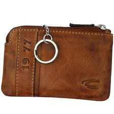 CAMEL ACTIVE Vintage Schlüsseletui Schlüsseltasche Schlüsselmappe Schlüsselbörse