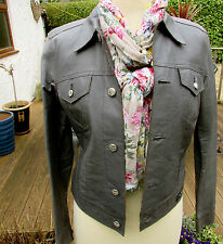 Diesel Leather Other Coats & Jackets for Women