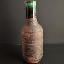 ULLA KRAITZ Ceramic Vase Sweden 1960's Mid Century Modern