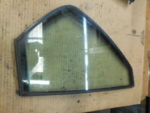 1988 - 1994 BMW E32 7 Series Right Rear Passenger Quarter Vent window Glass